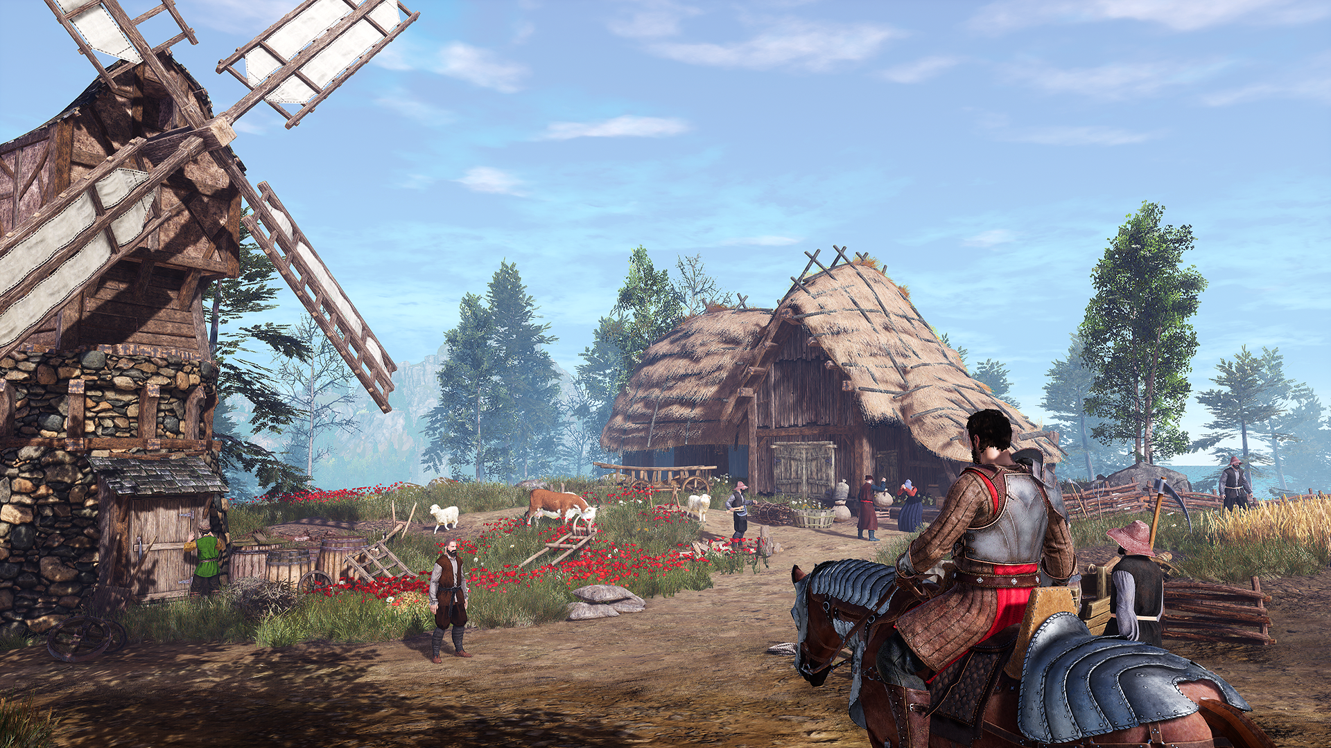1C Entertainment's Gamescom 2019 Lineup Will Give People a Look at Devil's Hunt and Other Games