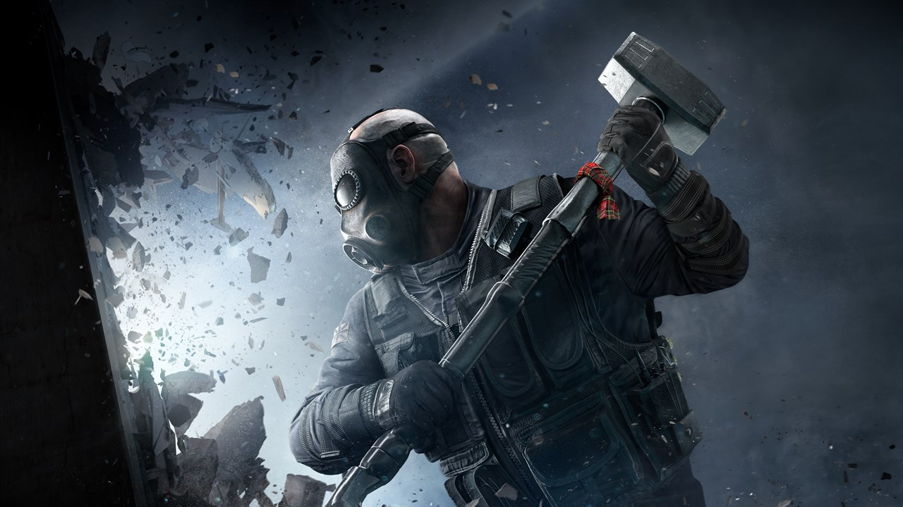 Rainbow 6 Siege Free to Play