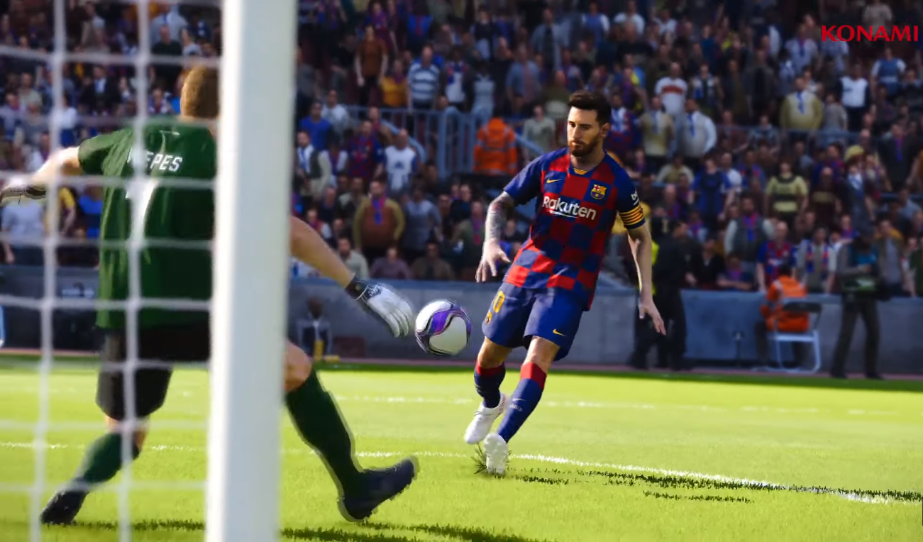 Konami Details Reasoning Behind PES Name Change