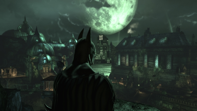 Celebrating 10 Years of Batman: Arkham Asylum: The Dark Knight Perfectly Captured