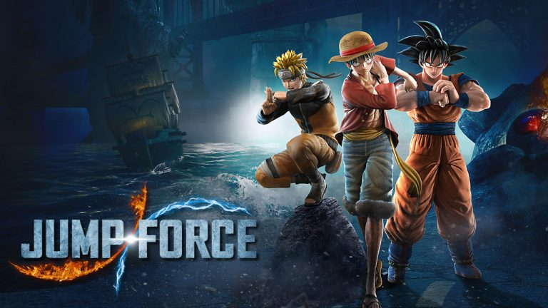 Jump Force Update