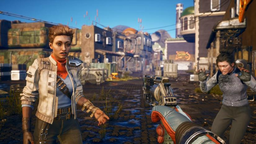 The Outer Worlds NPC