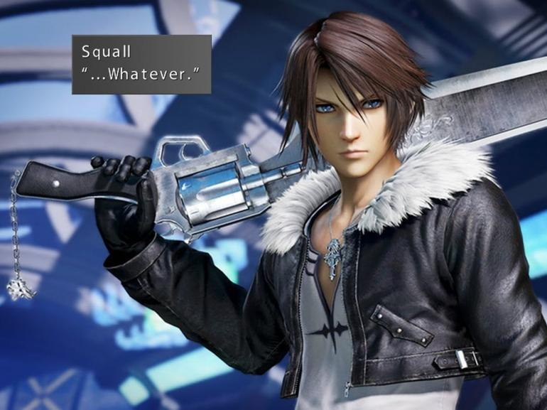 FF Twitter Account Assures Final Fantasy 8 Remastered