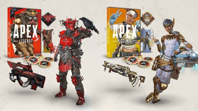 apex legends physical editions