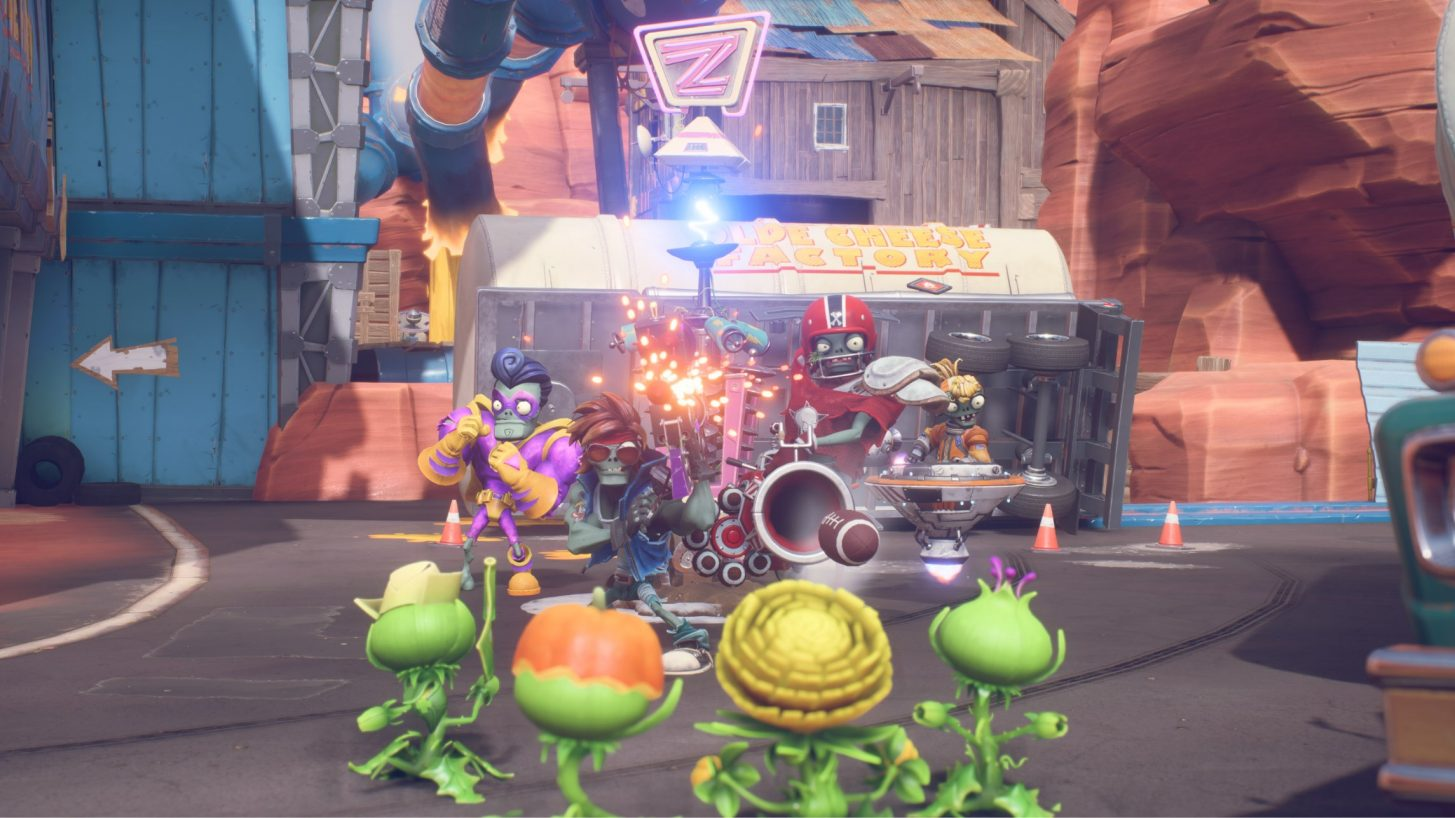 Plants vs zombies battle for neighborville founders edition week 3