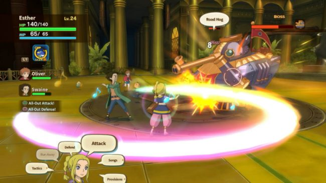 ni no kuni wrath of the white witch remastered review 5
