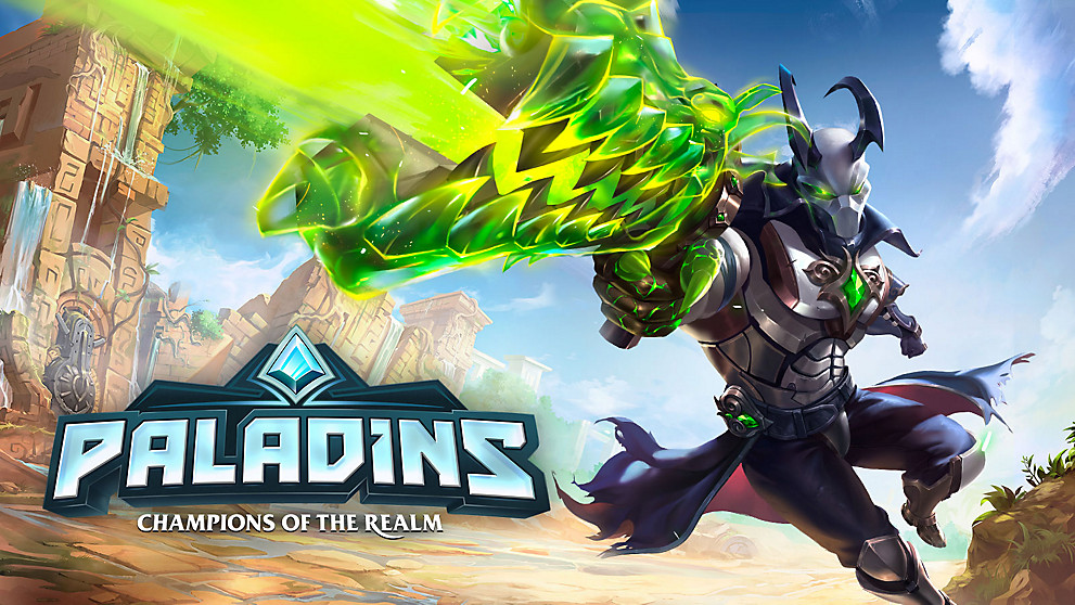 Get Ready for Smite, Realm Royale, and Paladins PS4 Crossplay