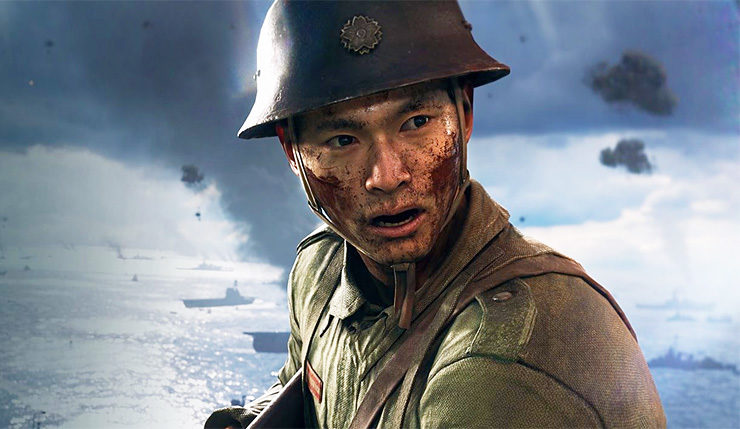 Battlefield V War in the Pacific