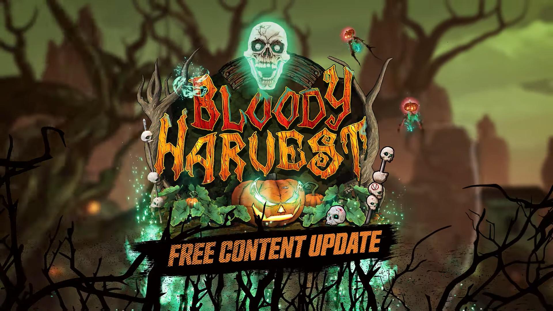 Borderlands 3 Bloody Harvest Event Begins This Week