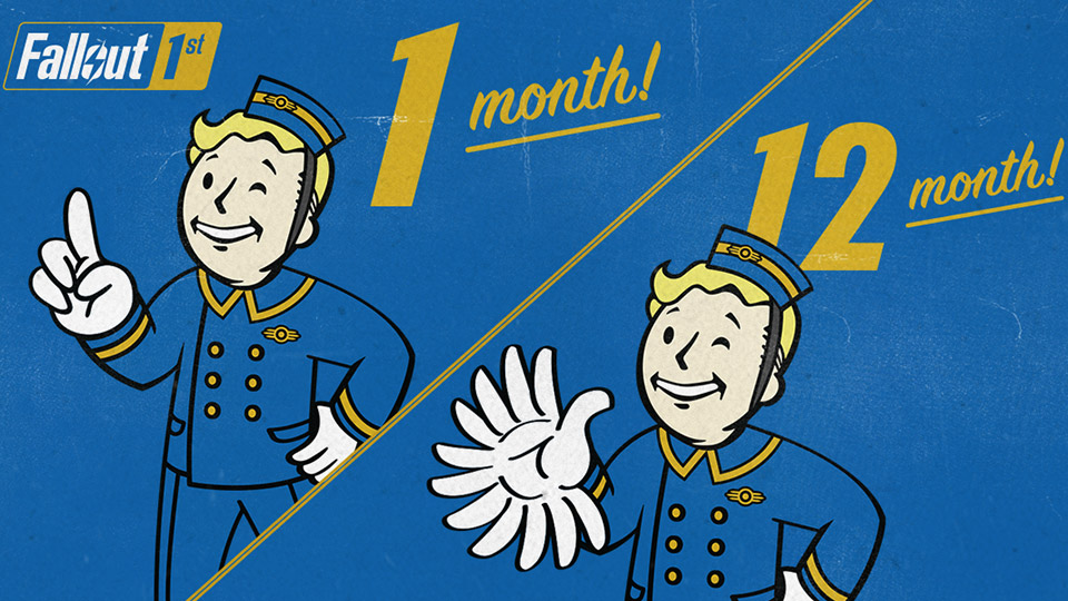 Bethesda Game Studios and Fallout 76 Add Bizarre Subscription Model