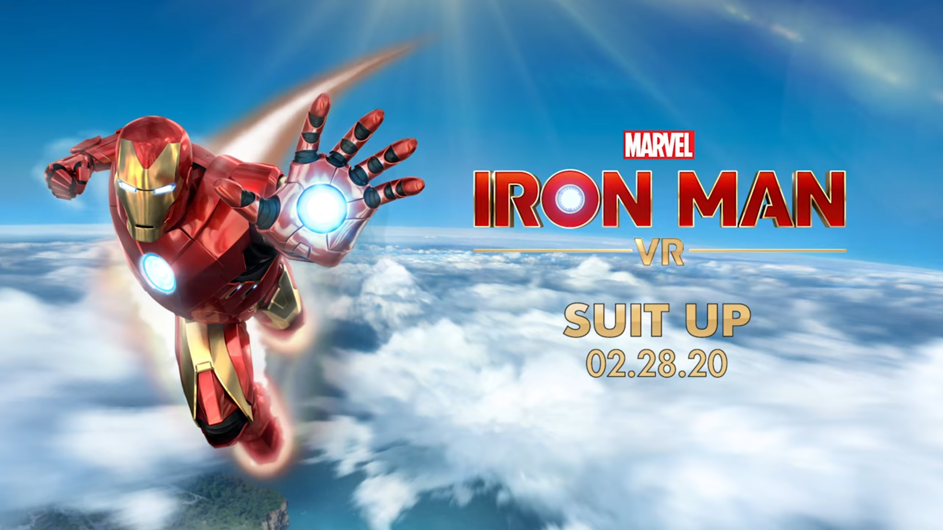 Ironman VR Release Date - Now You Can Be The Tony Stark