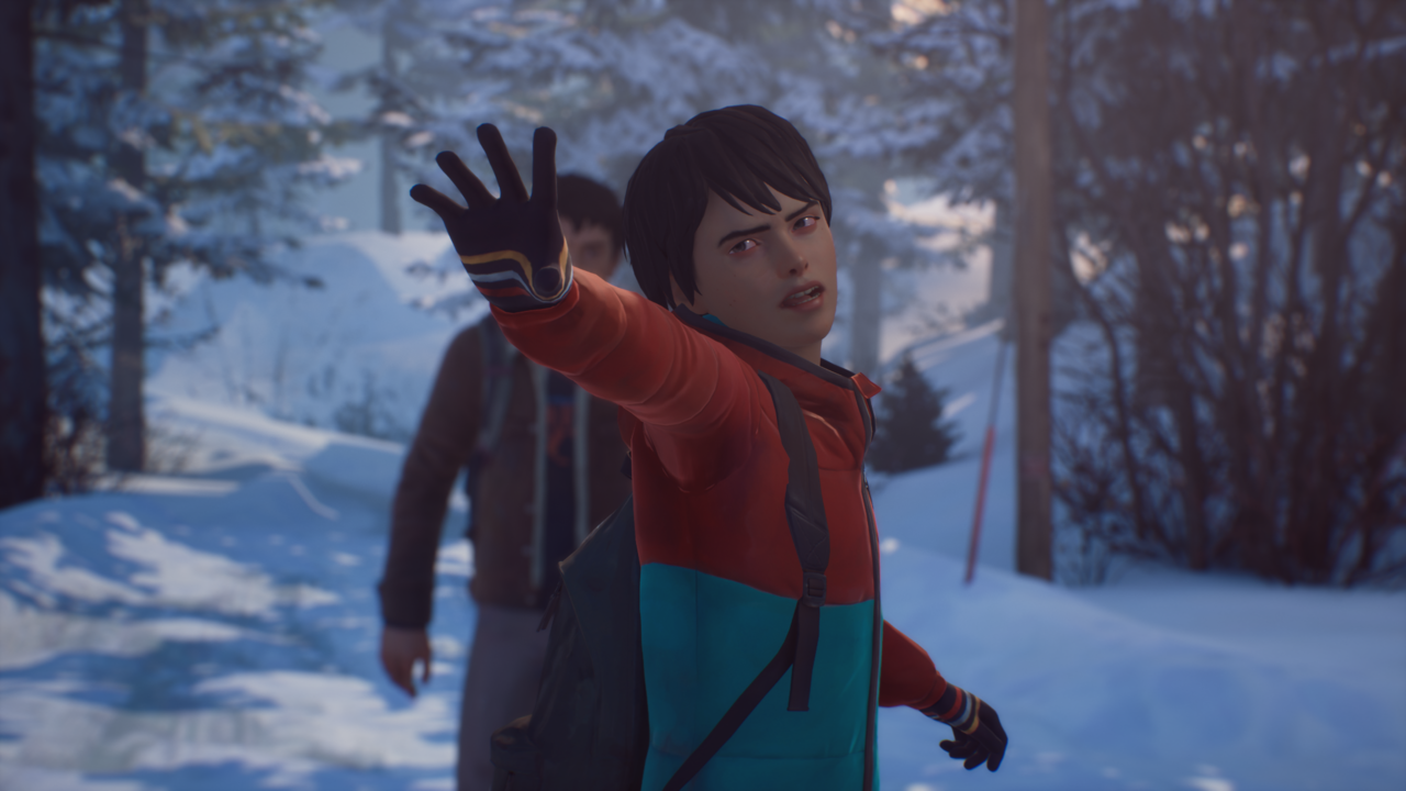 Life is Strange 2 Physical