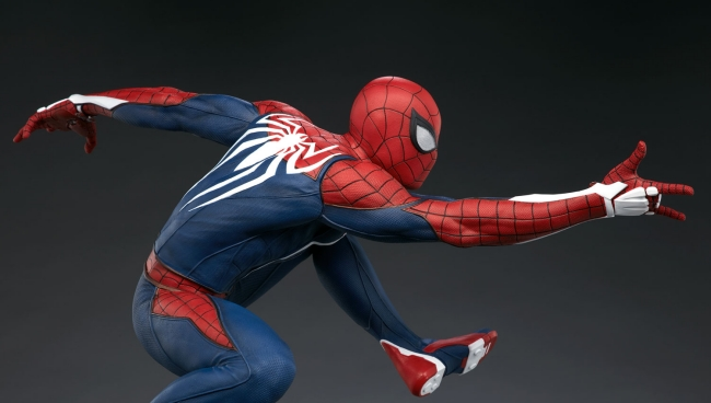 Pop Culture Shock Announces a Spectacularly Detailed Marvel's Spider-Man Statue