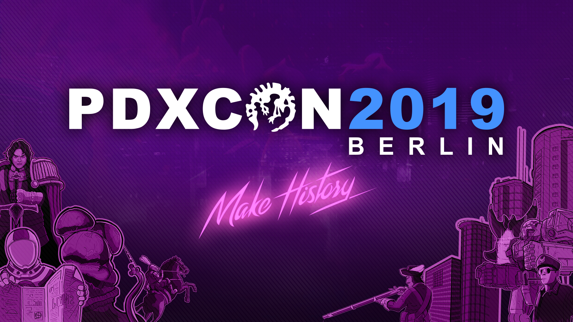 PDXCON 2019 playstation