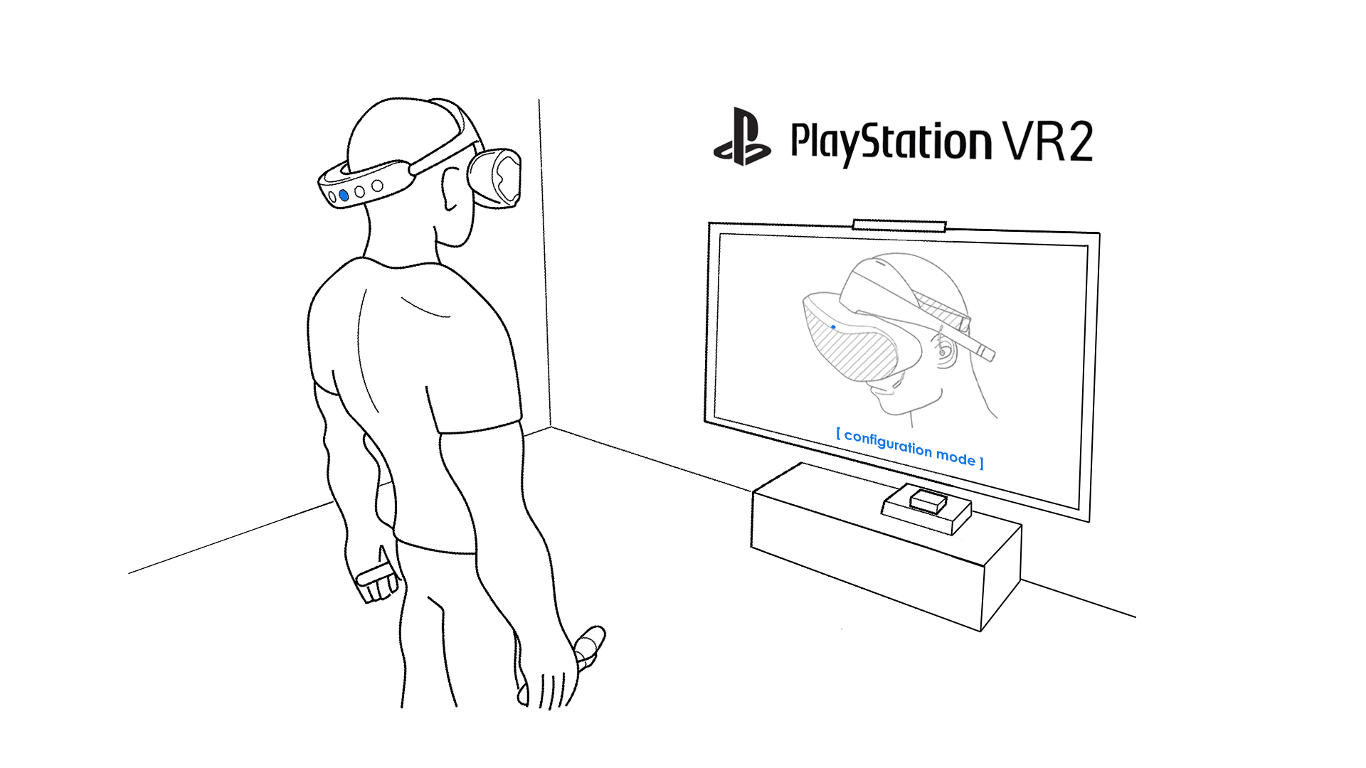 PlayStation 5 VR Wireless Headset and New Motion Controllers Detailed in Sony Patent