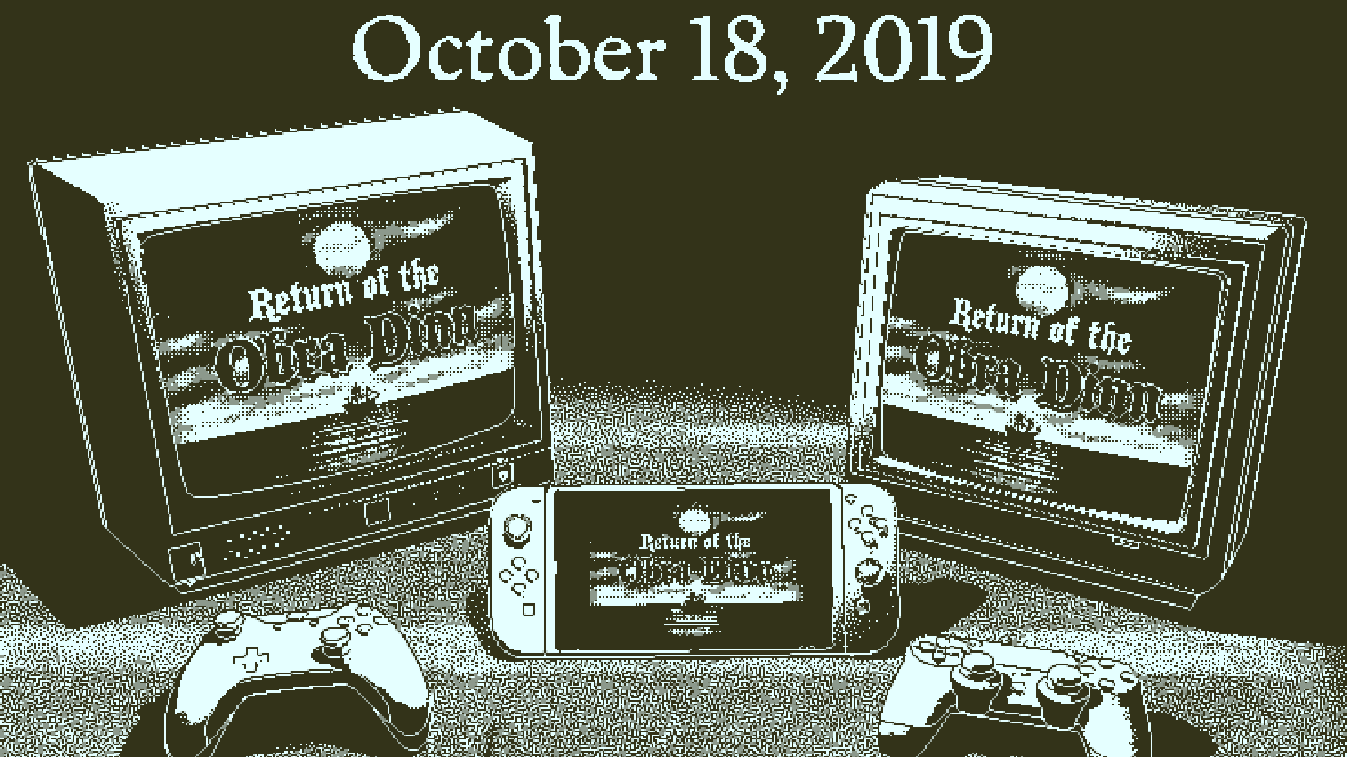 Return of the Obra Dinn Coming to PlayStation 4 in Two Weeks, Exactly One Year After the Original Release Date