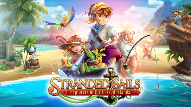 Stranded Sails: Explorers of the Cursed Islands Sets a Course for Consoles and PC Later This Month