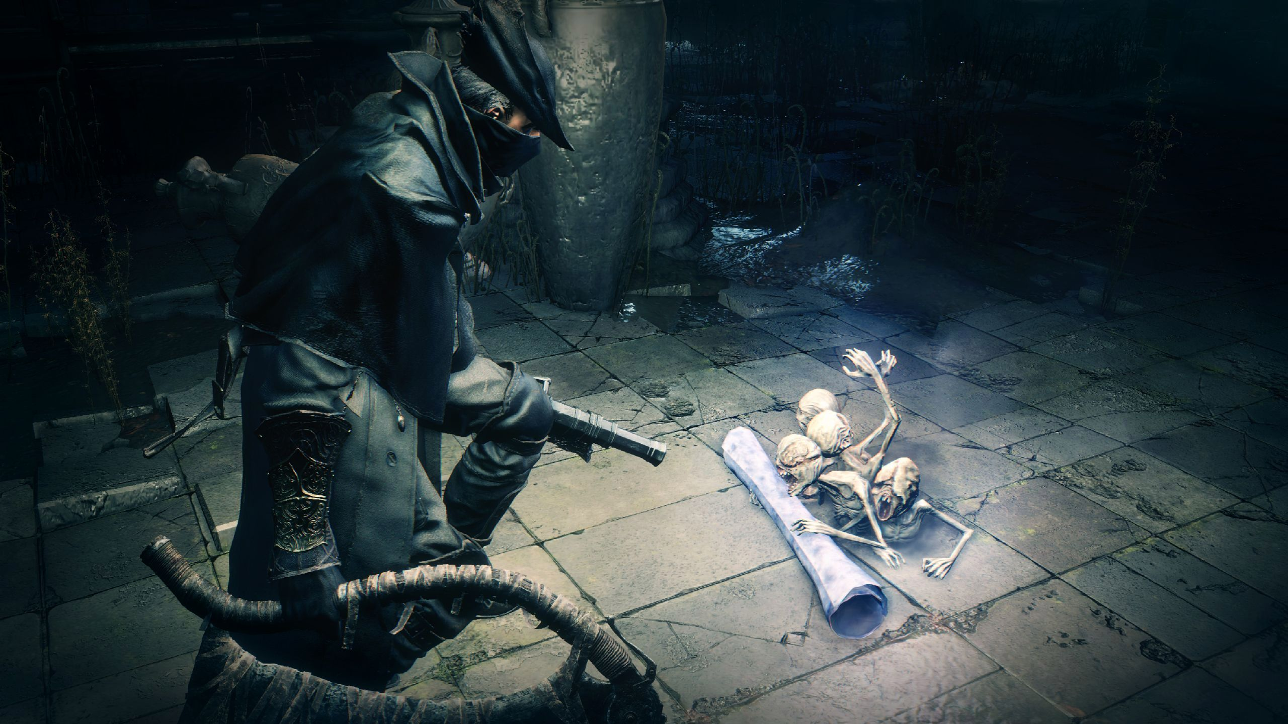 Director Hidetaka Miyazaki Says the Decision to Develop Bloodborne 2 is Not Up to Him