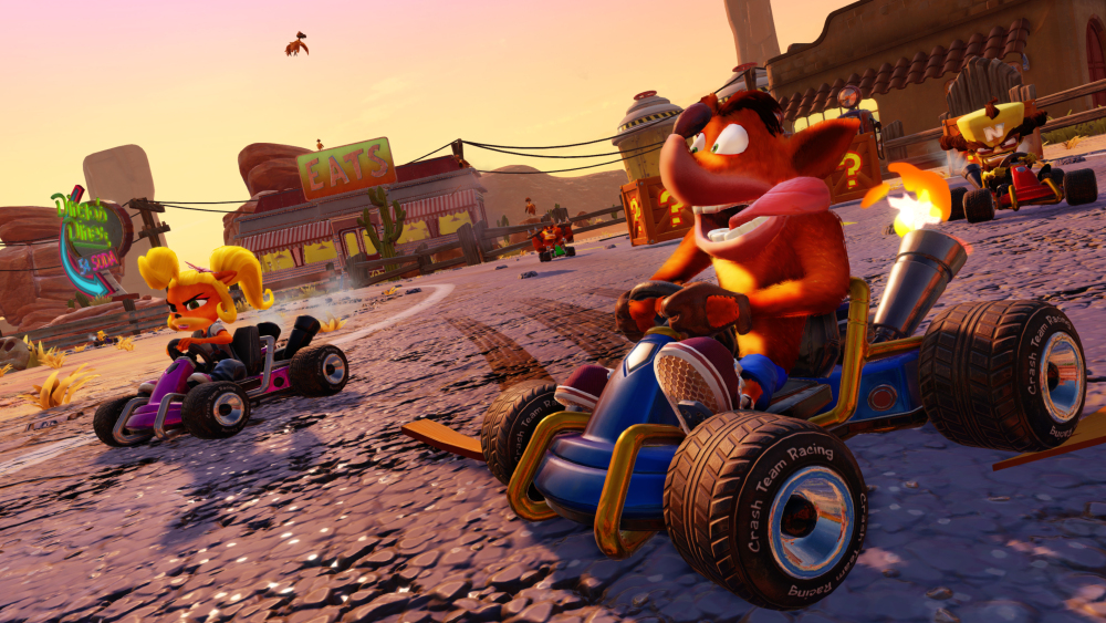 Crash Team Racing Nitro Fueled Skill Based Matchmaking