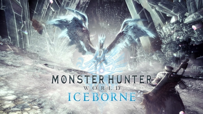 monster hunter world iceborne sales