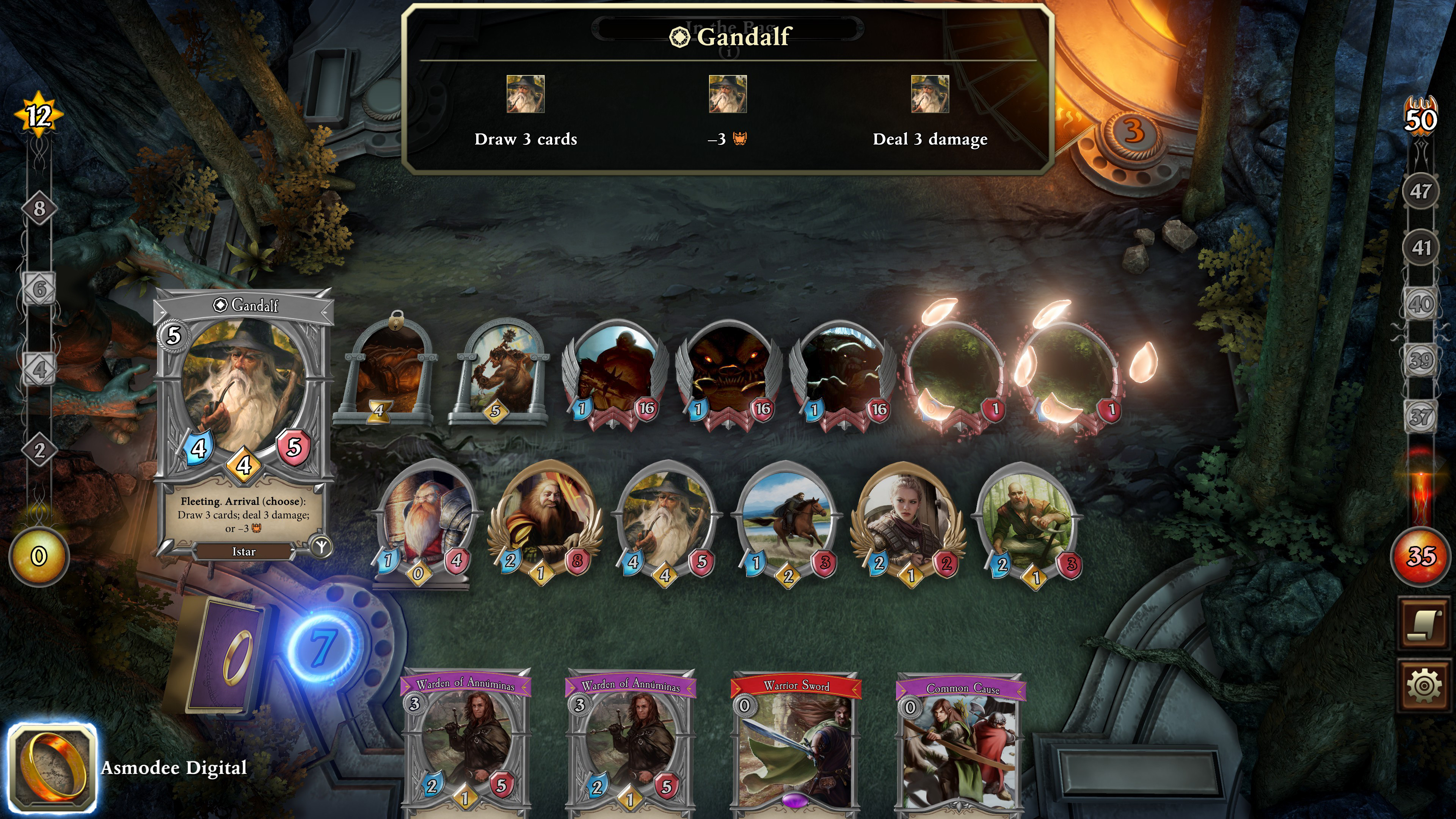 Lord of the Rings Adventure Card Game Launch