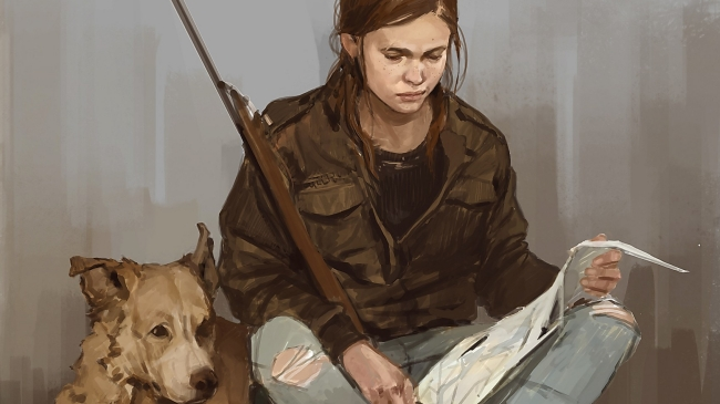 the last of us part 2 art prints