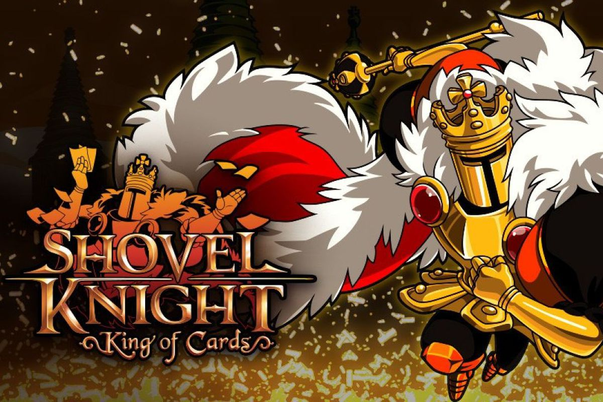 Shovel Knight King of Cards Release Date