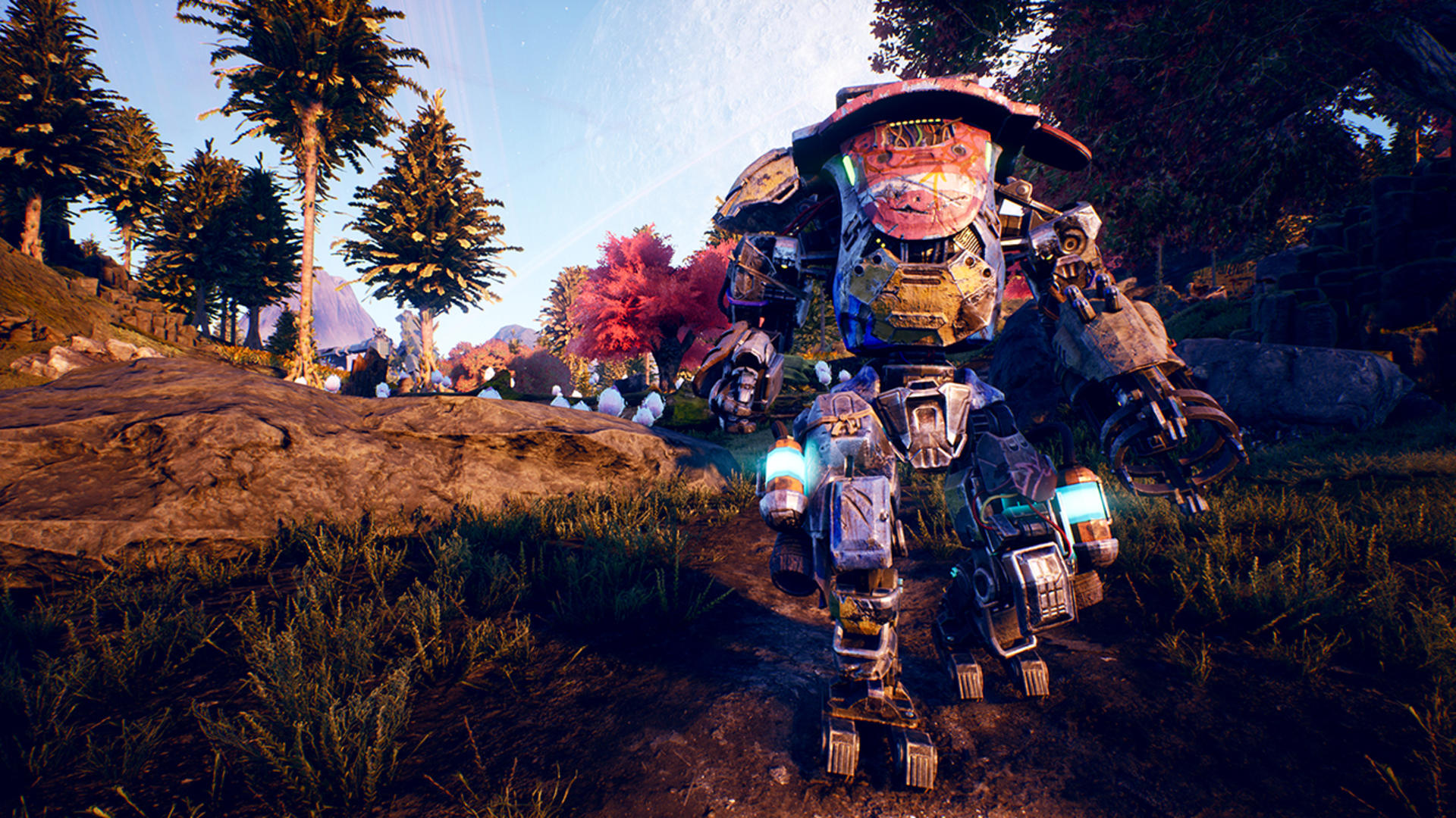 The Outer Worlds Update
