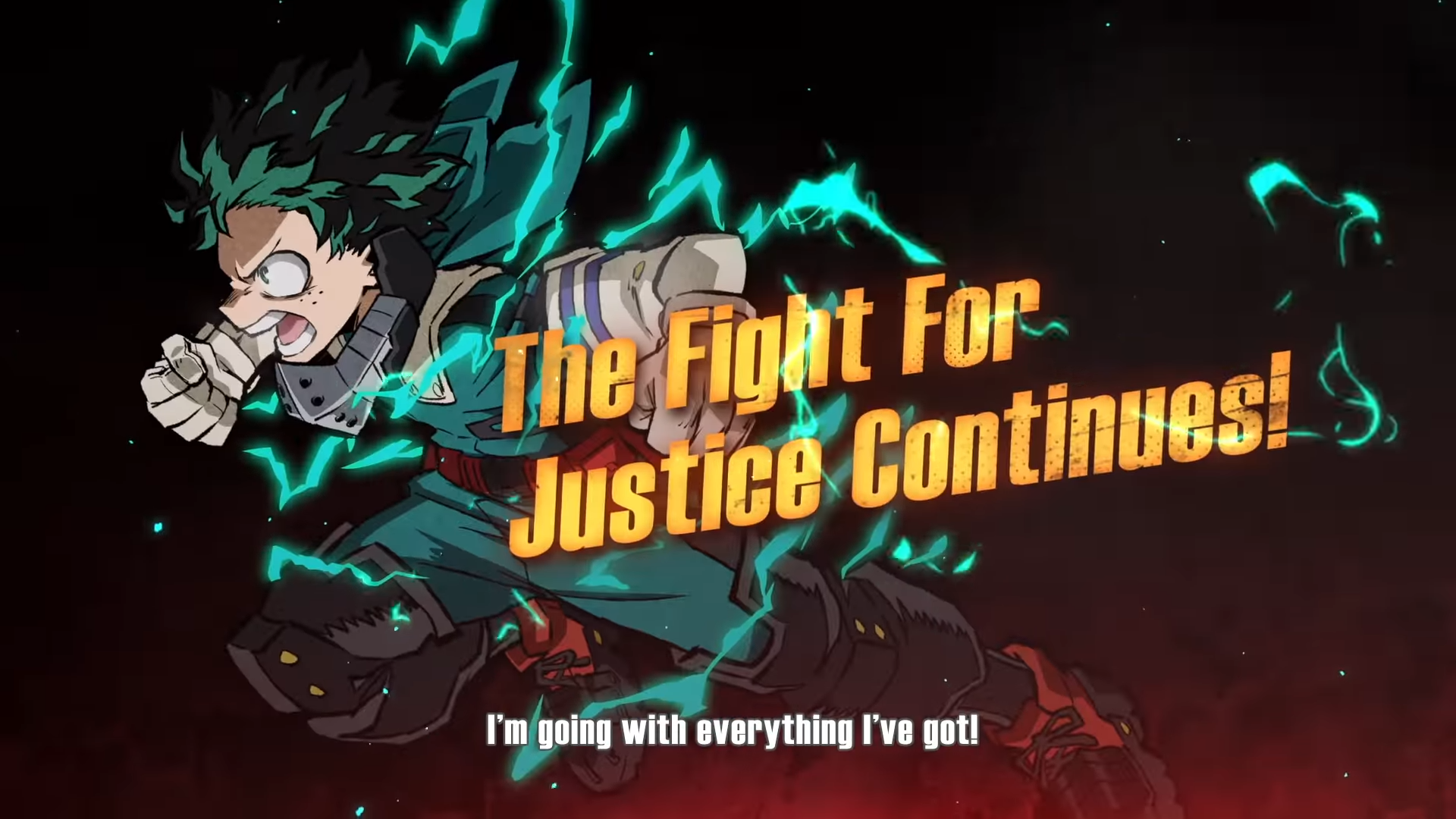 My Hero Ones Justice 2 Release