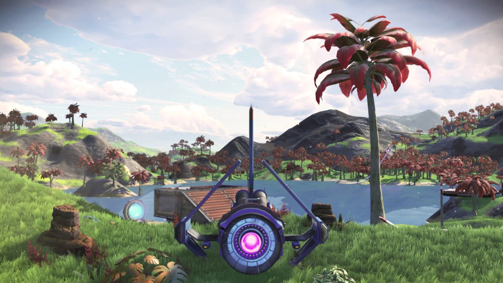 ByteBeat Added as an Audio Creation App to No Mans Sky Music Update