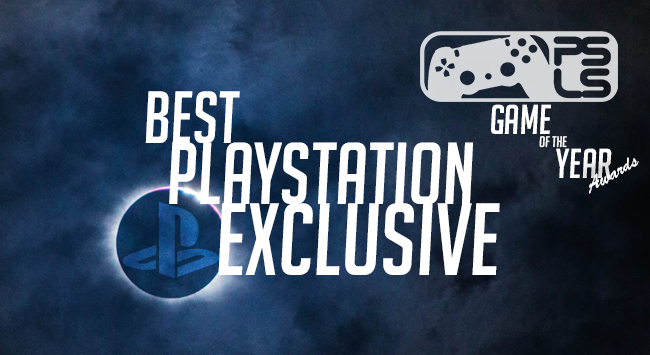 PSLS Game of the Year Awards best playstation exclusive
