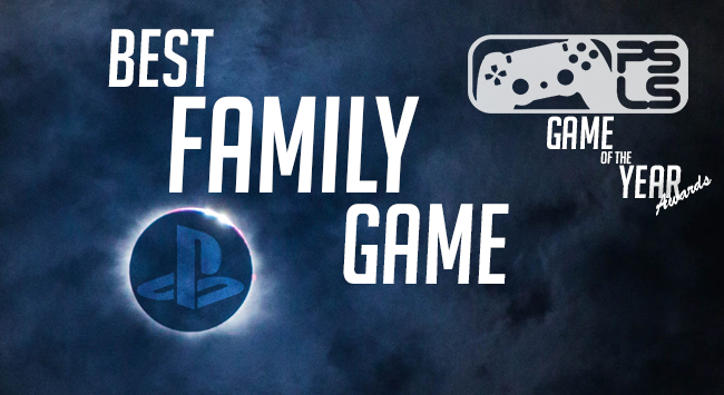 PSLS Games of the Year Awards Best Family Game