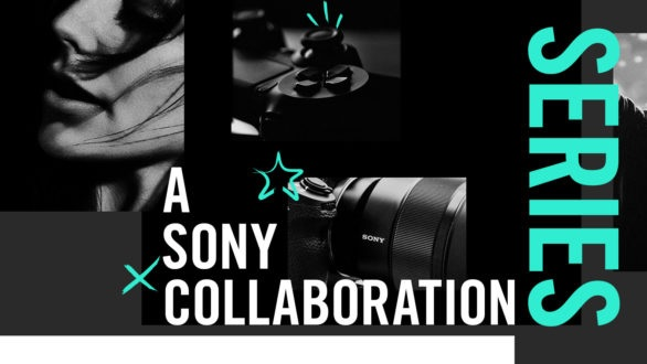 sony collaboration series