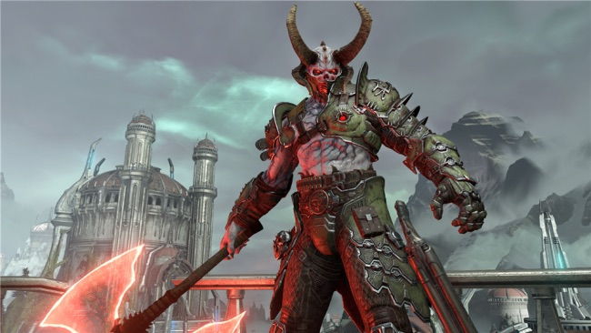 Doom Eternal update adding Empowered Demons and fixing bad swimming