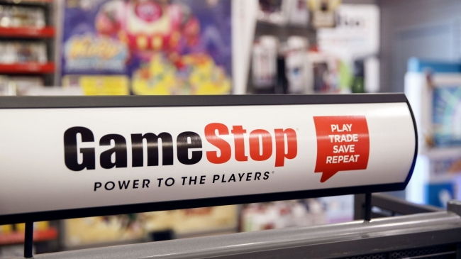 gamestop holiday sales