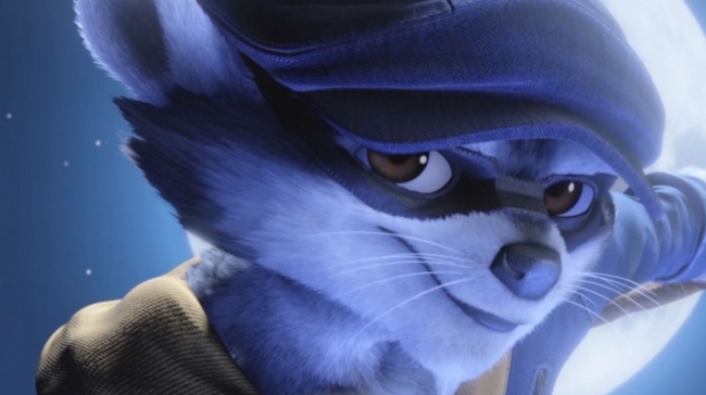sly cooper tv series