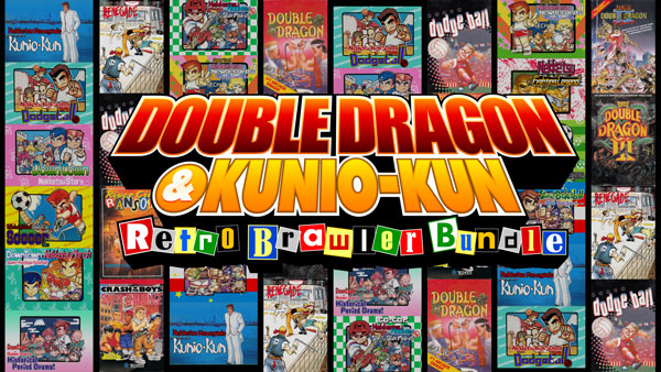 Double Dragon and Kunio-kun Release