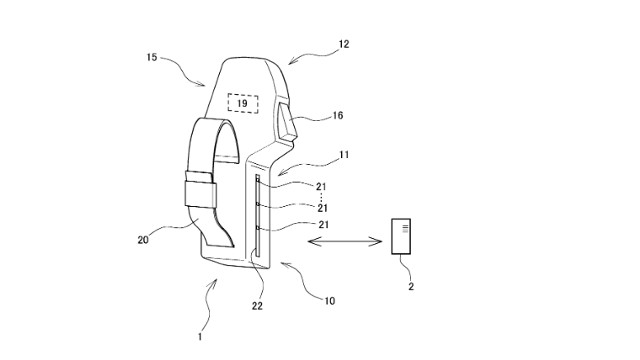 Sony VR controller patent features finger-tracking similar to Valve Index
