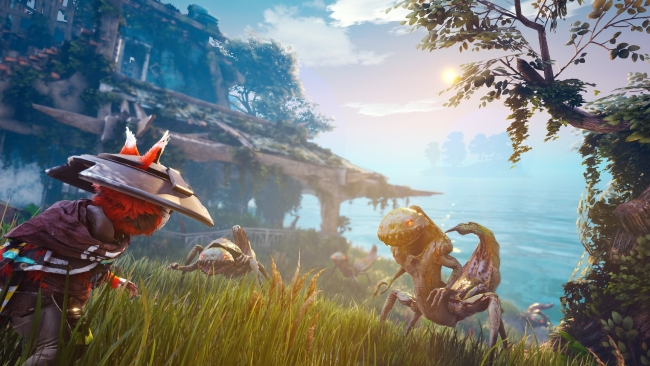 biomutant game development