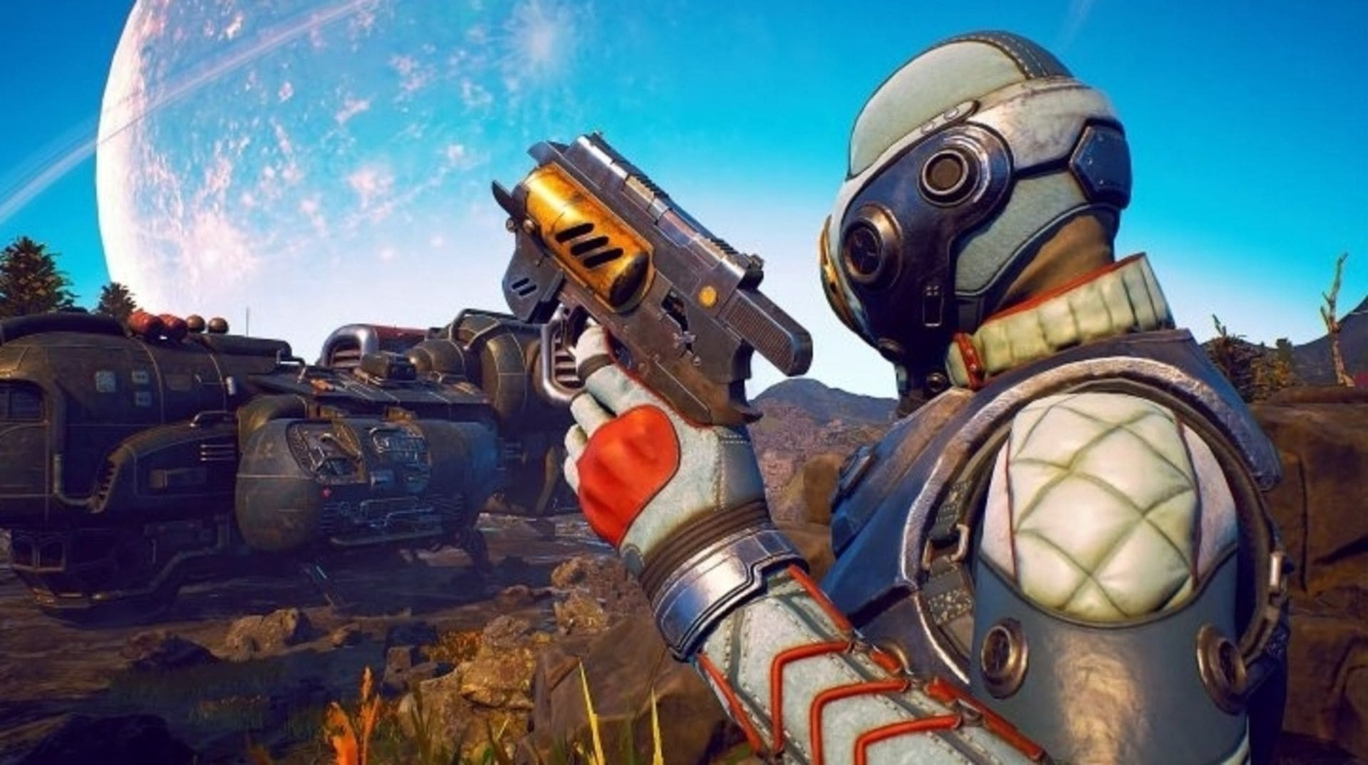 The Outer Worlds Sales