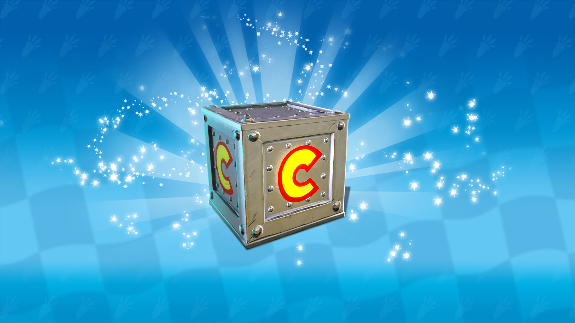 Crash team racing nitro fueled iron checkpoint crate secret character