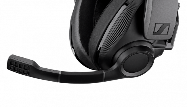 Sennheiser GSP 670 wireless headset ps4 review gaming headset 1