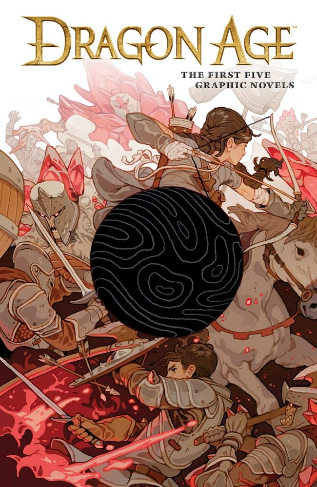 dragon age graphic novels