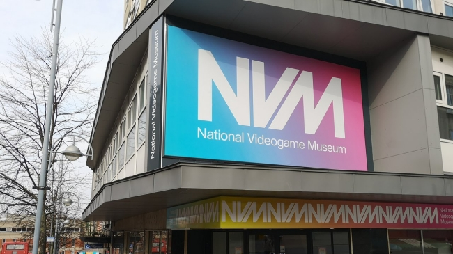 national videogame museum