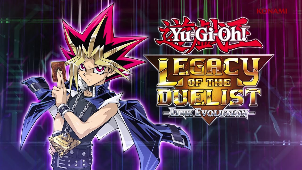 Yu-Gi-Oh! Legacy of the Duelist: Link Evolution Will Launch for PS4 Later This Month
