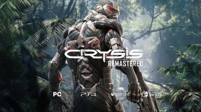 crysis remastered confirmed