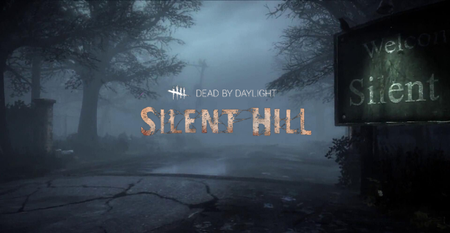 silent hill dead daylight expansion
