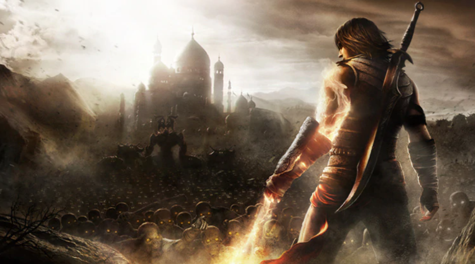 Prince of persia 6 PS5 web domain registered