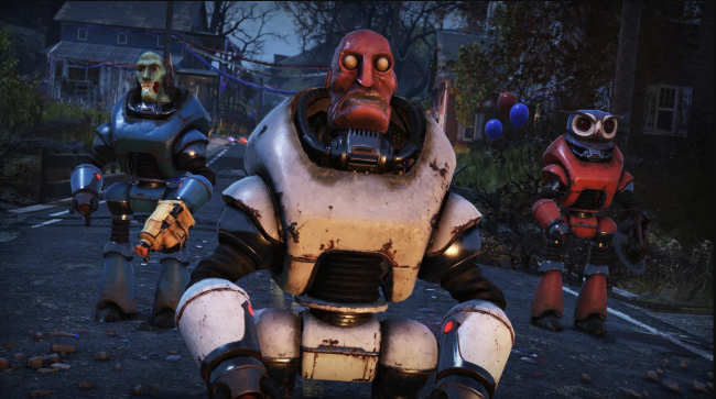Fallout 76 Fasnacht Event Delayed