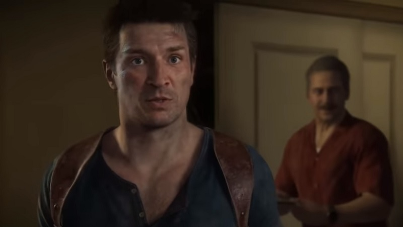 Uncharted Nathan Drake Replaced By Nathan Fillion In Deepfake